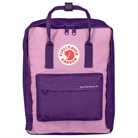 Fjällräven Save the Arctic Fox Kånken rugzak roze/violet
